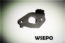 2.5hp 97cc Gas Engine Parts,Carburetor Insultor